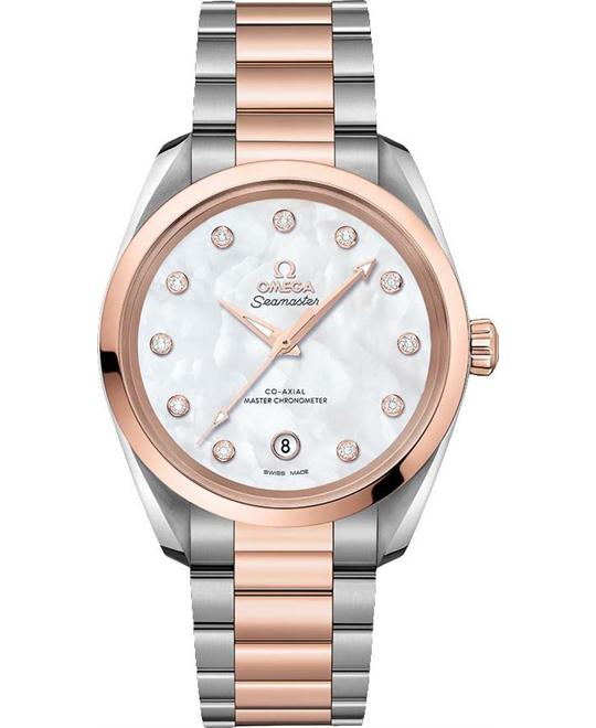 đồng hồ Omega Aqua Terra 150m 220.20.38.20.55.001 Master 38