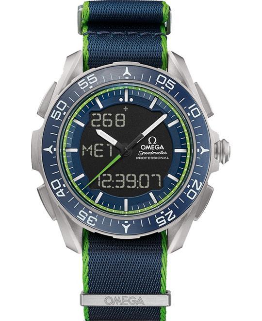 đồng hồ nam Omega Speedmaster 318.92.45.79.03.001 Skywalker X-33 Limited 45mm