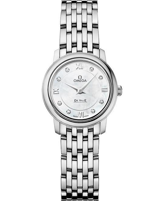 đồng hồ OMEGA 424.10.24.60.55.001 DE VILLE PRESTIGE WATCH 24.4MM