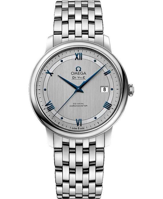 đồng hồ Omega 424.10.40.20.02.001 De Ville Prestige Watch 39.5mm