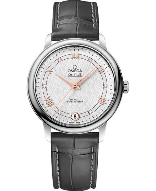 Omega De Ville Prestige 424.13.33.20.52.001 Watch 32.7mm