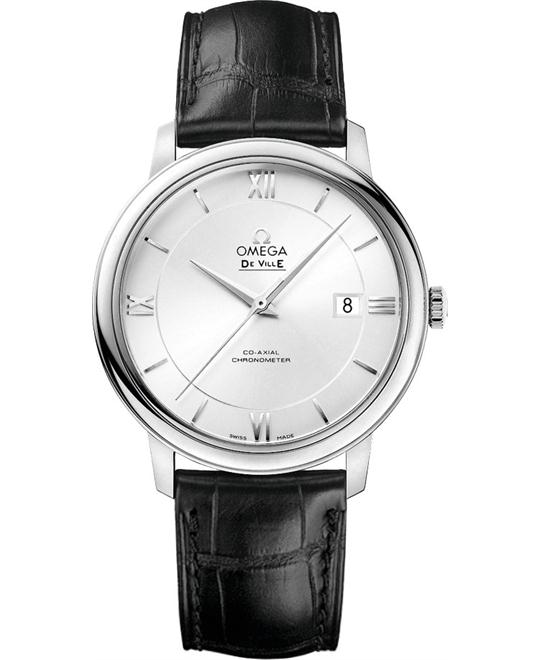 OMEGA 424.13.40.20.02.001 De Ville Prestige Watch 39.5mm