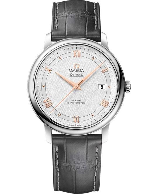 Omega 424.13.40.20.02.005 De Ville Prestige Watch 39.5mm