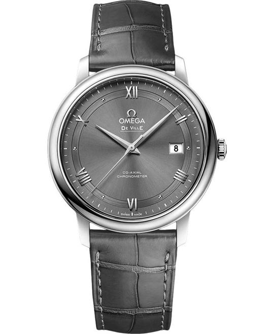 OMEGA 424.13.40.20.06.001 De Ville Prestige Watch 39.5mm