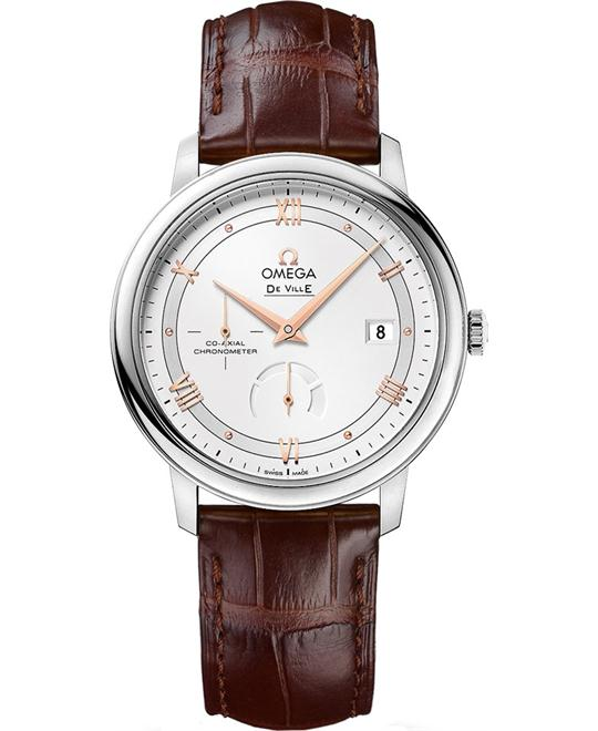 OMEGA 424.13.40.21.02.002 De Ville Prestige Watch 39.5mm