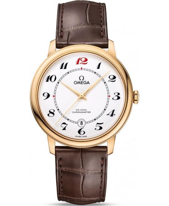 đồng hồ Omega 424.53.40.20.04.005 De Ville Prestige 50th Anniversary 39.5mm