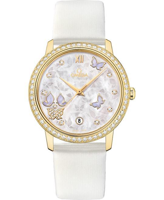 đồng hồ Omega 424.57.37.20.55.001 De Ville Prestige Watch 36.8mm