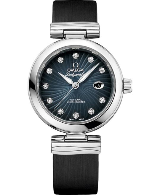 De Ville 425.32.34.20.56.001 Ladymatic Watch 34mm