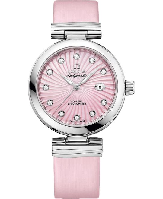 Omega De Ville 425.32.34.20.57.001 Ladymatic 34mm