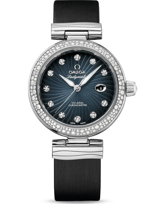 De Ville 425.37.34.20.56.001 Ladymatic Watch 34mm