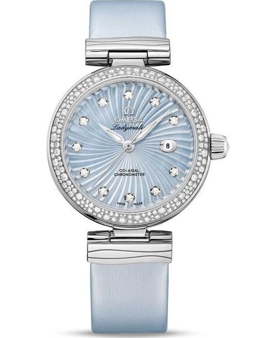Omega De Ville 425.37.34.20.57.002 Ladymatic Watch 34