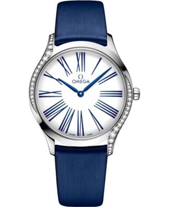 dong ho Omega De Ville 428.17.36.60.04.001 Tresor Watch 36mm