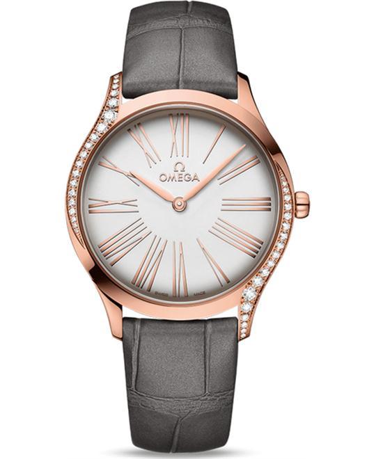 đồng hồ Omega 428.58.36.60.02.001 De Ville TRÉSOR Watch 36mm