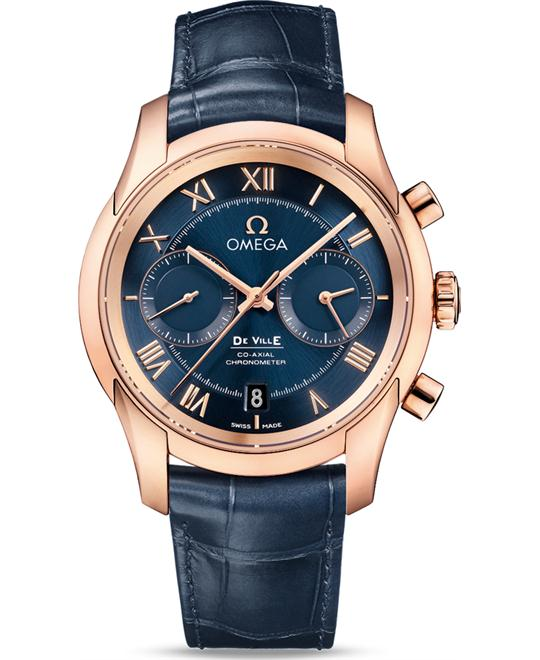 OMEGA DE VILLE 431.53.42.51.03.001 CO-AXIAL 42MM