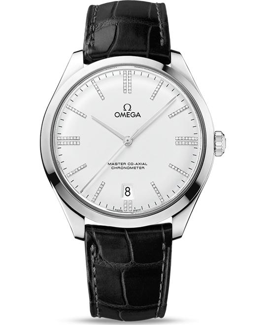 Omega 432.53.40.21.52.001 DeVille Tresor Watch 40mm