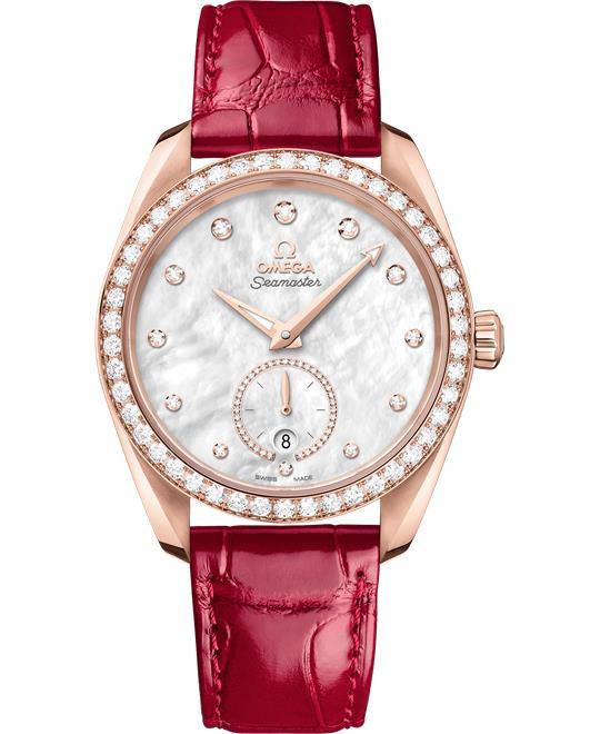 đồng hồ nữ màu  Omega Aqua Terra 220.58.38.20.55.002 150M Seamaster 38mm