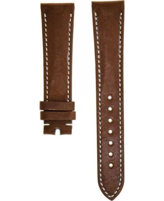 Omega Brown Calfskin Leather Strap 19mm