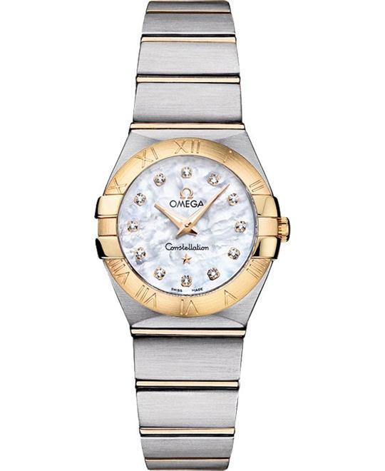 đồng hồ Omega Constellation 123.20.24.60.55.002 Brushed 24mm