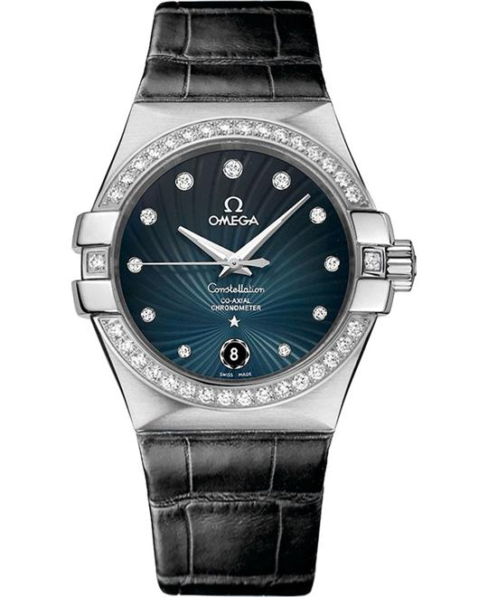Omega Constellation 123.18.35.20.56.001 Automatic 35mm