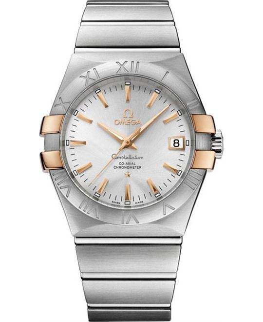 Omega Constellation 123.20.35.20.02.003 Co‑Axial 35