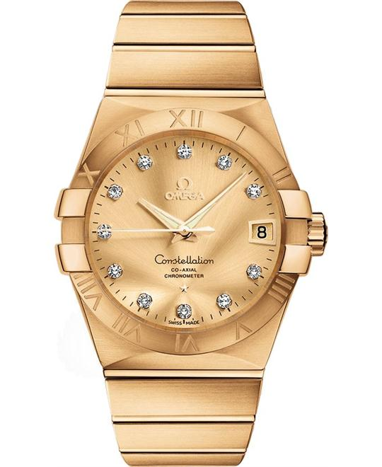 đồng hồ nam CONSTELLATION 123.50.38.21.58.001 CO‑AXIAL 38MM