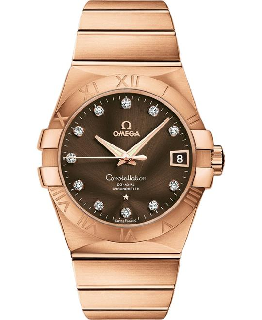 đồng hồ nam Omega CONSTELLATION 123.50.38.21.63.001 CO‑AXIAL 38MM