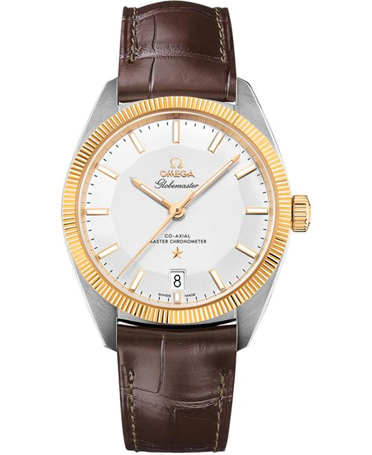 đồng hồ nam automatic 'Omega Globemaster 130.23.39.21.02.001 Co‑Axial 39mm