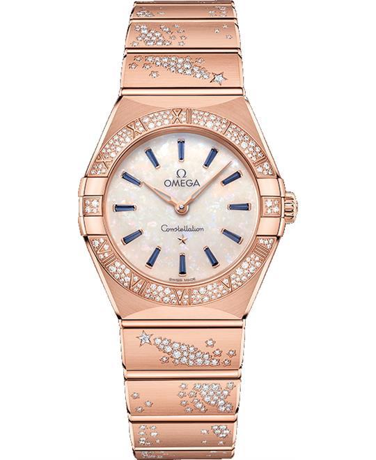 đồng hồ nữ OMEGA CONSTELLATION 131.55.28.60.99.002 MANHATTAN 28