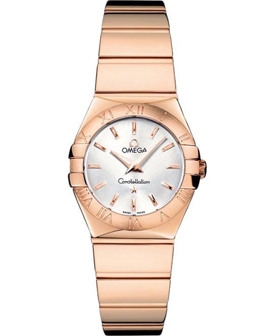 đồng hồ nữ Omega Constellation 123.50.24.60.02.003 Polished 24mm