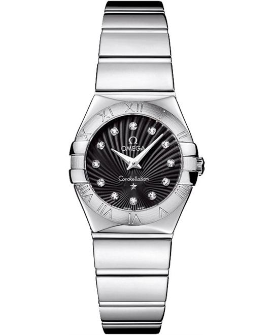 Omega Constellation 123.10.24.60.51.002 Polished 24mm