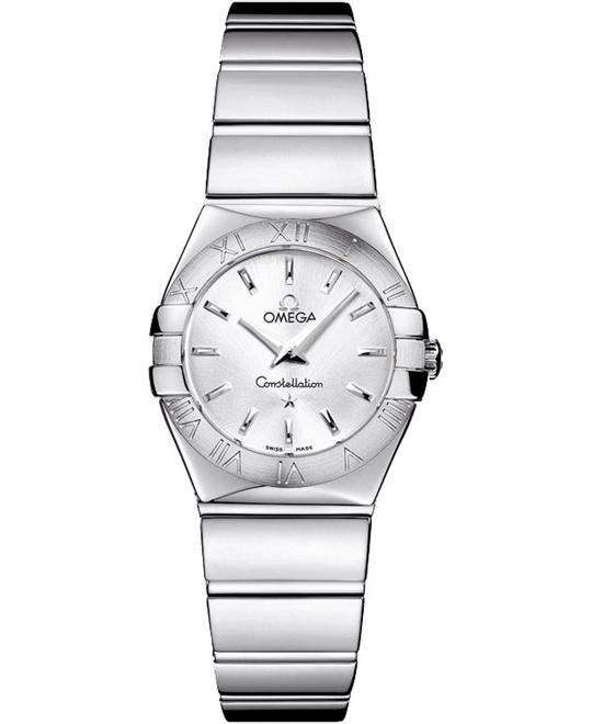 Omega Constellation 123.10.24.60.02.002 Polished 24mm