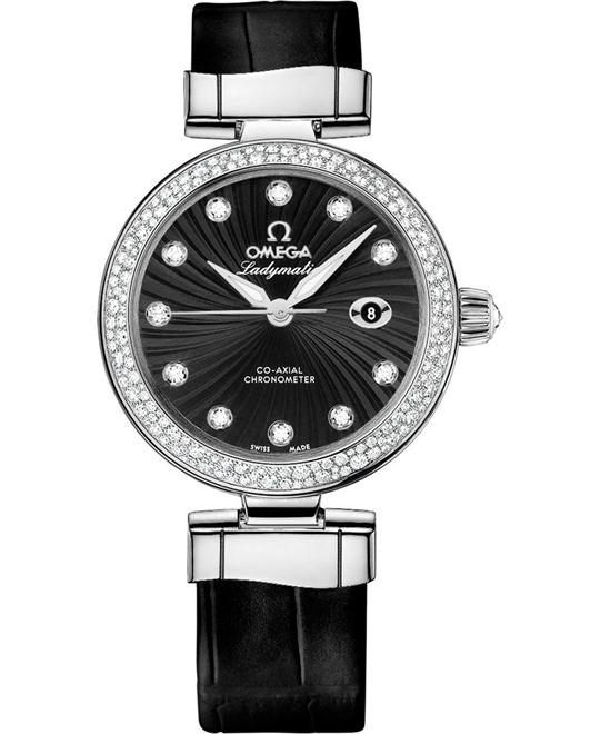 Omega De Ville 425.38.34.20.51.001 Ladymatic Watch 34mm