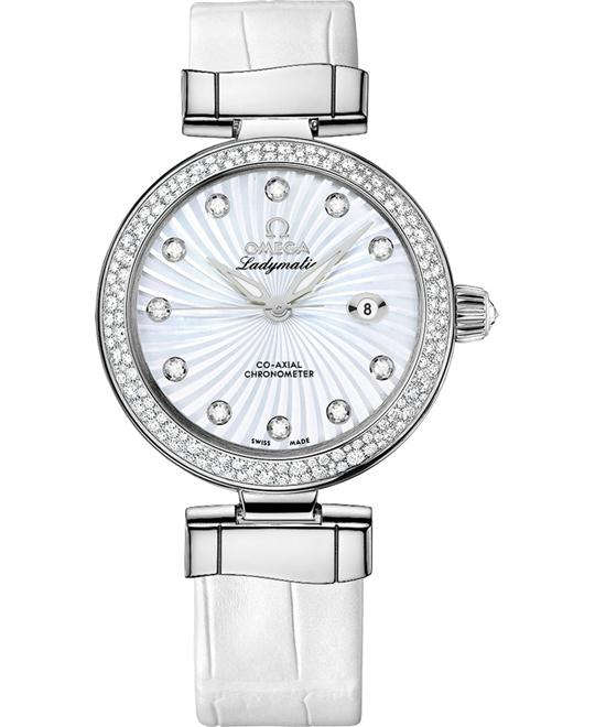 Omega De Ville 425.38.34.20.55.001 Ladymatic 34mm