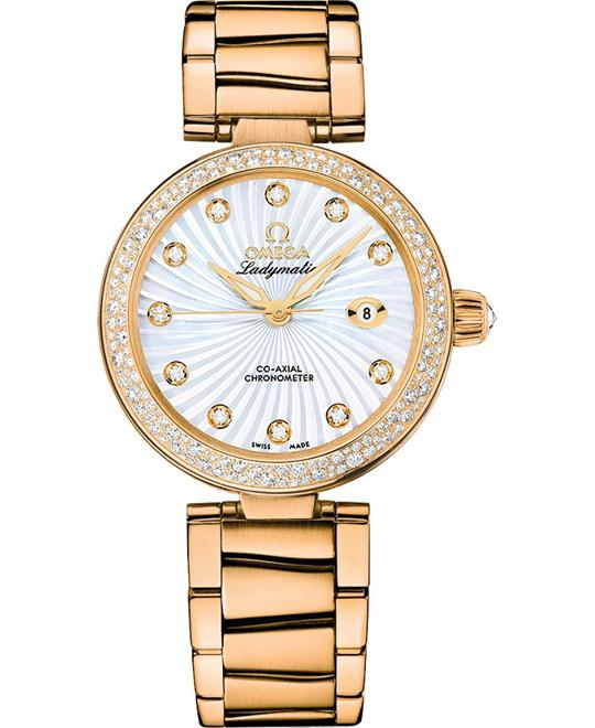 Omega De Ville 425.65.34.20.55.002 Ladymatic 34mm