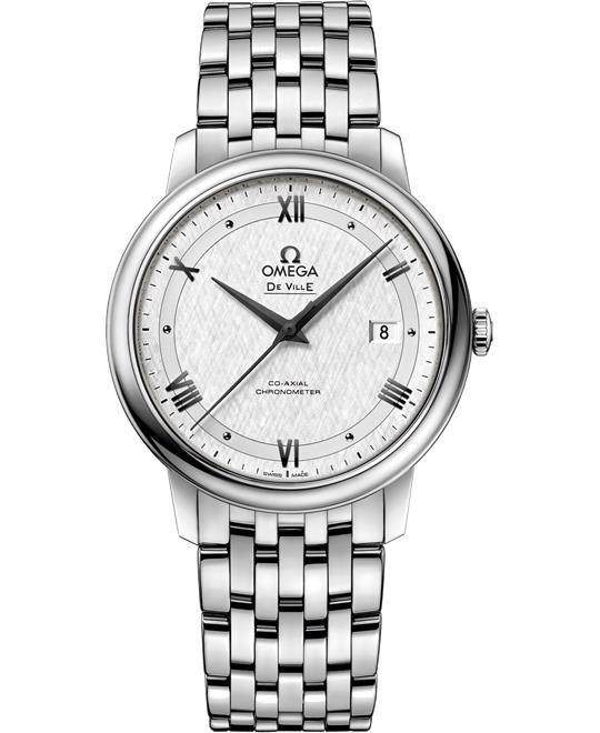 đồng hồ Omega De Ville Prestige 424.10.40.20.02.005 Watch 39.5