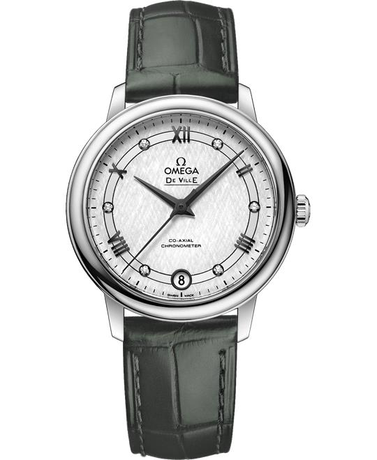 Omega De Ville Prestige 424.13.33.20.52.002 Watch 32.7mm