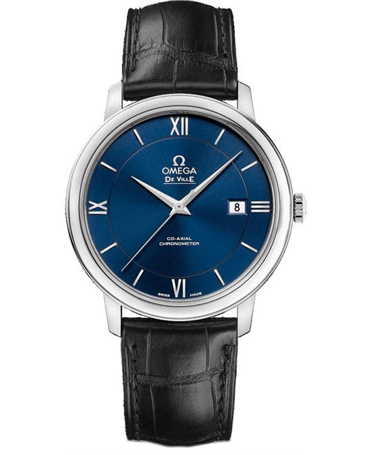 OMEGA 424.13.40.20.03.001 De Ville Prestige Watch 39.5mm