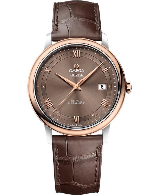 Omega De Ville Prestige 424.23.40.20.13.001 Watch 39.5mm