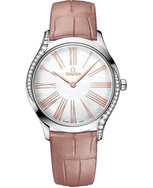 đồng hồ nữ Omega De Ville Trésor 428.18.36.60.05.002 Quartz 36mm