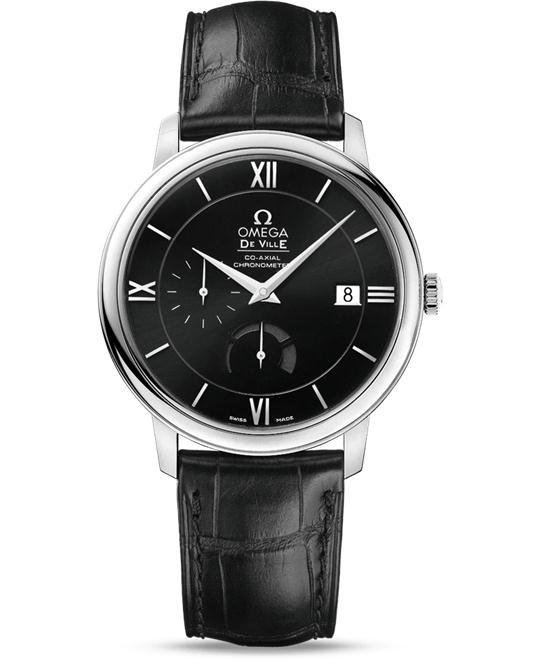 OMEGA DeVille Prestige 424.13.40.21.01.001 Watch 39.5mm
