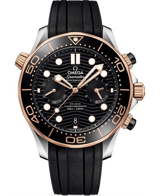 đồng hồ nam Omega Seamaster 210.22.44.51.01.001 Diver 300 Momega Co Axial Master 44mm
