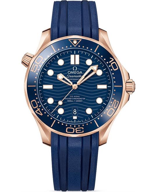 Omega Seamaster 210.62.42.20.03.001 Diver 300m Watch 42mm