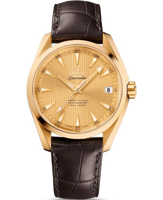 đồng hồ nam Omega Seamaster 231.53.39.21.08.001 Aqua Terra 150m Co Axial 38.5 mm