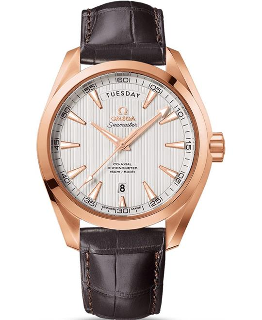 đồng hồ mid-century Omega Seamaster 231.53.42.22.02.001 Aqua Terra Co‑Axial 41.5mm