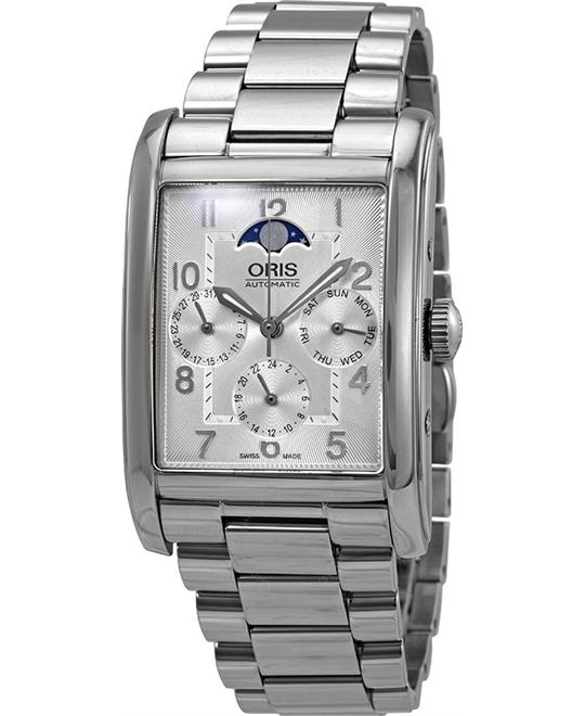 Oris Rectangular Complication Men's Watch