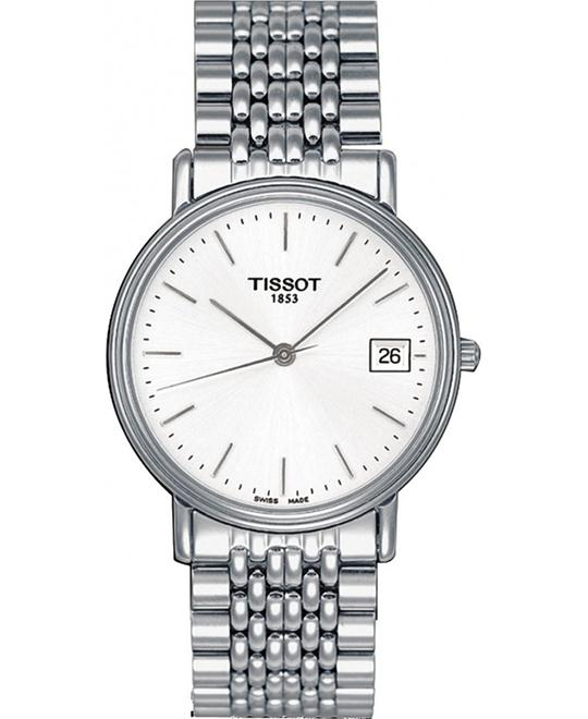 Tissot T-Classic T52.1.481.31 Desire Unisex Watch 34mm