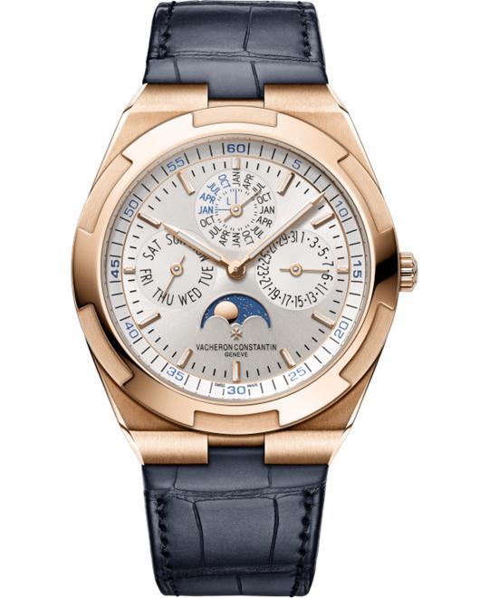 đồng hồ lịch vạn niên Vacheron Constantin OVERSEAS 4300V/000R-B064 ULTRA-THIN PERPETUAL CALENDAR