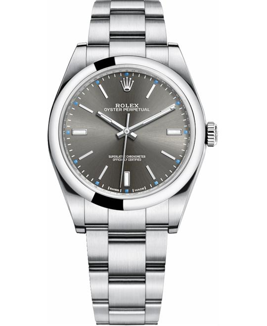 ROLEX OYSTER PERPETUAL 114300-0001 WATCH 39