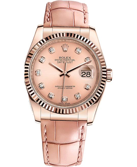 ROLEX OYSTER PERPETUAL 116135 DATEJUST 36