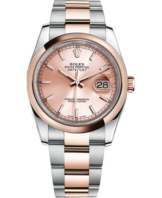 ROLEX OYSTER PERPETUAL 116201 DATEJUST 36